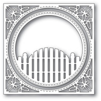 Memory Box Dies - Cottage Gate Frame