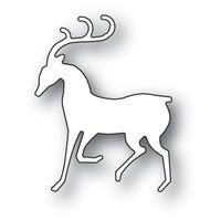 Memory Box Poppystamps Dies - Dashing Reindeer