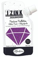 Aladine Izink Diamond Glitter Paint - Violet