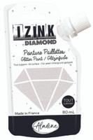 Aladine Izink Diamond Glitter Paint - Nacre (White)
