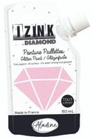 Aladine Izink Diamond Glitter Paint - Rose Pastel (Pastel Pink)