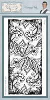 Creative Expressions Sentimentally Yours Rubber Stamps By Phill Martin - Henna Ink