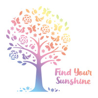 Simply Defined October 2018 Release HotFoil Stamp - Find Your Sunshine, Tree