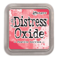 Tim Holtz Distress Oxide Ink Pads by Ranger  - Festive Berries