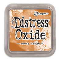 Tim Holtz Distress Oxide Ink Pads by Ranger  - Rusty Hinge
