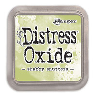 Tim Holtz Distress Oxide Ink Pads by Ranger  - Shabby Shutters