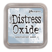 Tim Holtz Distress Oxide Ink Pads by Ranger  - Weathered Wood