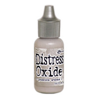 Tim Holtz Distress Oxide Re-inkers by Ranger - Pumice Stone