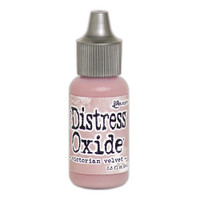 Tim Holtz Distress Oxide Re-inkers by Ranger - Victorian Velvet