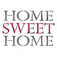 Stamperia Large Stencils - Home Sweet Home