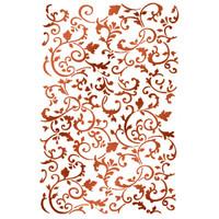 Stamperia Large Stencils - Texture Volute