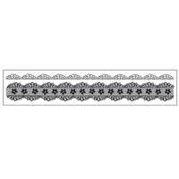Stamperia High Definition Rubber Stamp - Laces