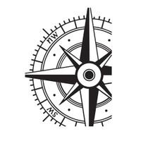 Darice A2 Embossing Folder - Compass