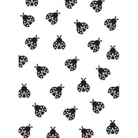 Darice A2 Embossing Folder - Lady Bugs