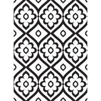 Darice A2 Embossing Folder - Tile Pattern