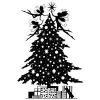 Lavinia Stamps - Christmas Eve