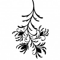 Lavinia Stamps - Flower Flourish