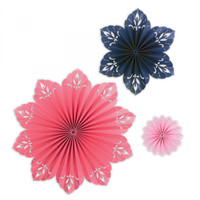 Sizzix Thinlits Die Set 2PK by David Tutera - Mandala Fan