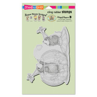 Stampendous House Mouse Stamps - Gumdrop Toss