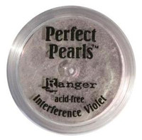 Perfect Pearls Powders by Ranger Ink - Interference Violet