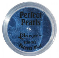 Perfect Pearls Powders by Ranger Ink - Forever Blue