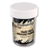 Stampendous - Chunky Black Embossing Enamel
