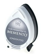 Memento Dew Drop Ink Pad - London Fog