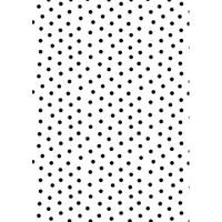 Darice 5 x 7 Embossing Folder - Dot
