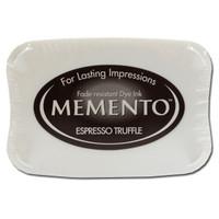 Memento Full Size Ink Pad - Espresso Truffle