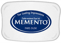 Memento Full Size Ink Pad - Paris Dusk