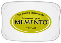 Memento Full Size Ink Pad - Pear Tart