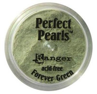 Perfect Pearls Powders by Ranger Ink - Forever Green