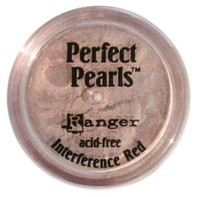 Perfect Pearls Powders by Ranger Ink - Interference Red