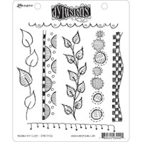 Dyan Reaveley's Dylusions Cling Stamp Collections - Around The Edge
