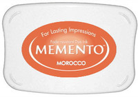 Memento Full Size Ink Pad - Morocco