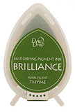 Dew Drop Brilliance Inks - Pearlescent Thyme