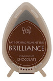 Dew Drop Brilliance Inks - Pearlescent Chocolate