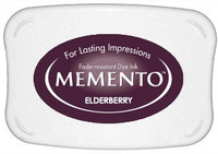 Memento Full Size Ink Pad - Elderberry