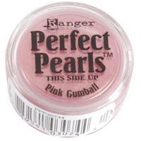 Perfect Pearls Powders by Ranger Ink - Pink Gumball
