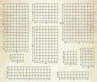 Tim Holtz Grid Blocks for Stamping
