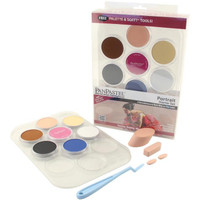 PanPastel Ultra Soft Artist Pastels - Portrait Colors