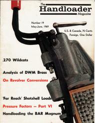 Handloader 19 May 1969