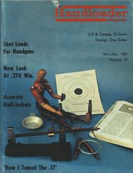 Handloader 22 November 1969