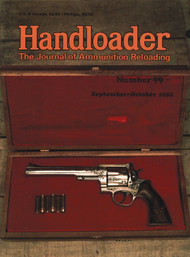 Handloader 99 September 1982