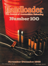 Handloader 100 November 1982