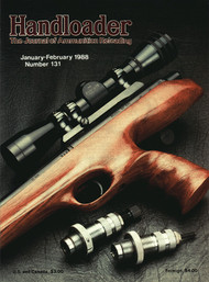 Handloader 131 January 1988