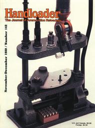 Handloader 142 November 1989