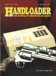 Handloader 151 May 1991