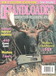 Handloader 206 August 2000