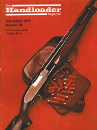 Handloader 38 July 1972
